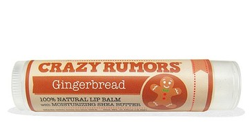 Crazy Rumors Gingerbread Lip Balm