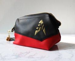 Loot4Fangirls exclusive Uhura Star Trek Cosmetic Bag