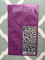 Jamberry Wrap in Leopard
