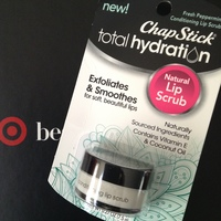 Chapstick Total Hydration Natural Lip Scrub