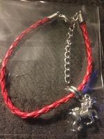 Deadpool Inspired Unicorn Bracelet