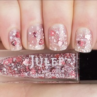 Hartleigh- classic with a twist Julep nail polish