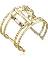 House of Harlow Art Deco bracelet