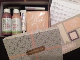 "Birchbox ""Shine On"" December Full Box"