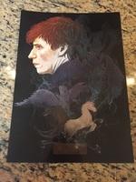 Fantastic beasts print