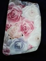 January bag-roses