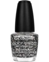 L.A. Colors Color Craze Nail Polish With Hardeners - Sparkling Diamonds