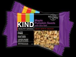 "KIND Healthy Grains ""Maple Pumpkin Seeds"""