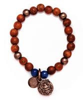 Lisa Hoffman Fragrance Bracelet-Brazilian Begonia Fragrance Beads