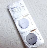 Amore Pacific Color Control Cushion Compact Sample