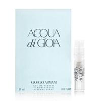 Giorgio Armani Beauty Acqua di Gioia Sample