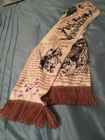 Alice in Wonderland Uppercase exclusive scarf