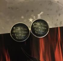 Supernatural Quote Earrings