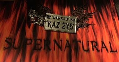 Supernatural License Plate Adjustable Bracelet