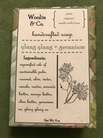 Woolin & co. Handcrafted soap