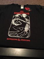 Demogorgon Shirt (Sci-fi block Exclusive)