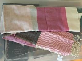 Fornash striped scarf