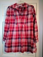 Illa Illa Flannel Plaid Dress/Tunic (Shoptiques.com)