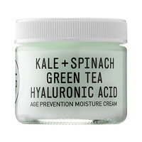 YOUTH TO THE PEOPLE Kale + Spinach + Hyaluronic Acid Age Prevention Cream