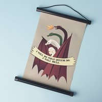 Game of Thrones Wall Scroll