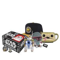 Star Wars Smuggler's Bounty - Jabba's Palace ENTIRE BOX