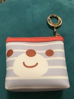 Kawaii bear coin purse