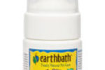 Earth bath hypoallergenic grooming foam for cats