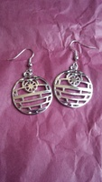 Star Wars: Death Star Earrings