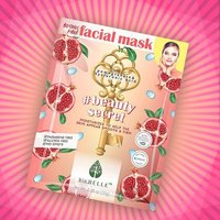 Biobelle Beauty Secret Facial Mask-Firms & Moisturizes