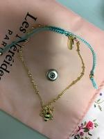 Les Nereides Bumblebee Bracelet