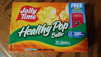 Jolly Time Healthy Pop Microwave Popcorn