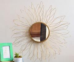 Starburst Mirror DIY