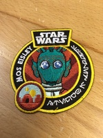 Smuggler's Bounty Star Wars Greedo Mos Eisley Patch