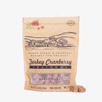 Turkey Cranberry Treats
