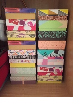 16 Birchboxes - Boxes Only