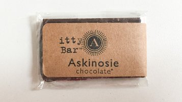 Askinosie chocolate itty bars (2)