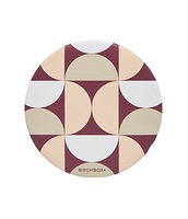 Birchbox Compact Mirror Geometric Design