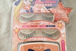 Sailor moon false eyelashes (Venus)