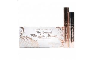 Pure Cosmetics Fiber Lash Mascara set