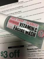 Soap & Glory Face Soap & Clarity Vitamin C Facial Wash