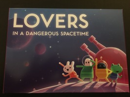 Lovers in a Dangerous Spacetime downloadable Steam game
