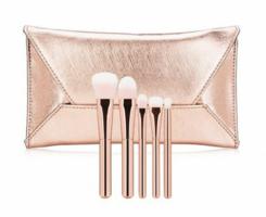 DermStore Rose Gold Prestige Brush Set