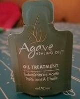 Agave Oil Treatment