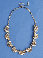 Champagne Crystal Collar