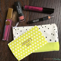 Lip Monthly January 2017 Bag