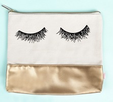 Sweet Water Decor Over-Sized Leather Pouch