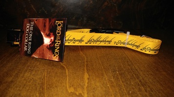 Lord of the Rings Collar - Medium size