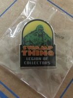 Legion of Collectors Swamp Thing pin - January 2017