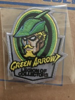 Legion of Collectors Green Arrow patch - January 2017