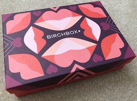 Birchbox February 2017 (box only)